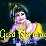God Good Morning Wallpaper With God Krishna