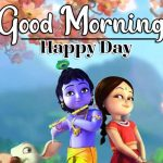 God Good Morning Pics With Radha Krishna