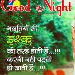 Hindi Shayari Good Night Images 30