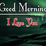 Morning Wishes Images With Red Rose Pic for Facebook
