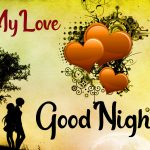 Romantic Good Night Wallpaper Free