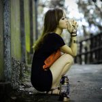 Alone Boys Girls Images Pictures Download