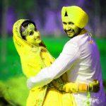 Stylish Punjabi Couple Photo Download