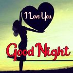 Romantic Good Night Wallpaper 91