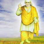 Shidi Sai baba Images Wallpaper With Yellow Dress