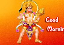 Good Morning Shubh Shanivar Hanuman Ji 92