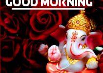 859+ Good Morning Ganpati Bappa / Ganesha images Download