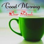 Free Flower Good Morning Photo With Tea Coffee