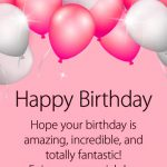 New Happy Birthday Wishes Images Download